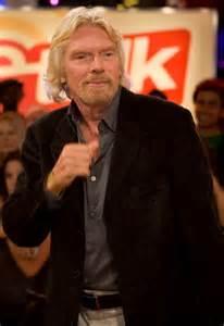 Richard Branson  Virgin Mastermind